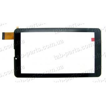 """FPC-70L1-V01 сенсор (тачскрин) №136 184x104mm 30pin 7"""""""