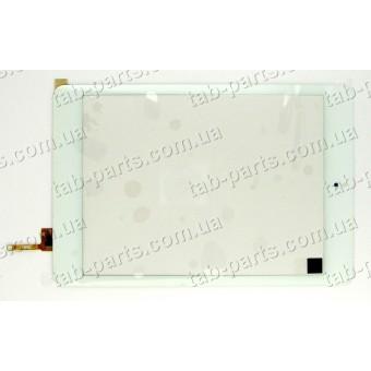 """078017-01A-V1 сенсор (тачскрин) №198 200x133mm 6pin 7"""""""