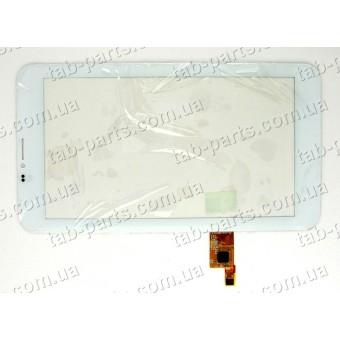 """070458-01A-V2 сенсор (тачскрин) №266 189x104mm 9pin 7"""""""