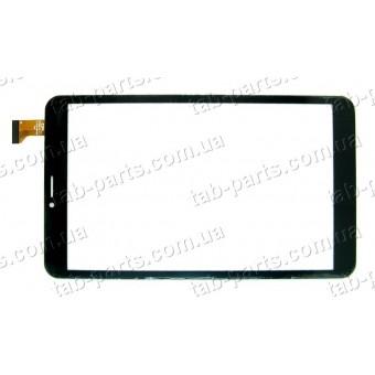 """QHD-8 сенсор (тачскрин) №419 203x120mm 30pin 7"""""""