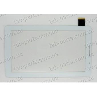"JGD-P1000, FPC-708A0-V04 V03 сенсор (тачскрин) белый №45 181х108mm 30pin 7"""