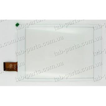 "MF-500-079F-3 сенсор (тачскрин) №56 197x132mm 40pin 7"""