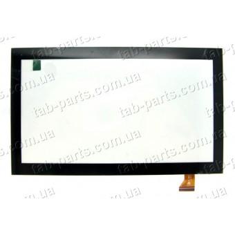 "FPC-65A1-V02 сенсор (тачскрин) №85 160x95mm 39pin 7"""