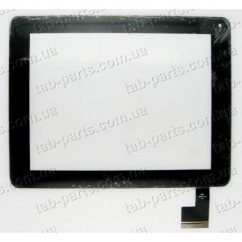 "QSD 8007-03 сенсор (тачскрин) №55 199x154mm 50pin 8"""
