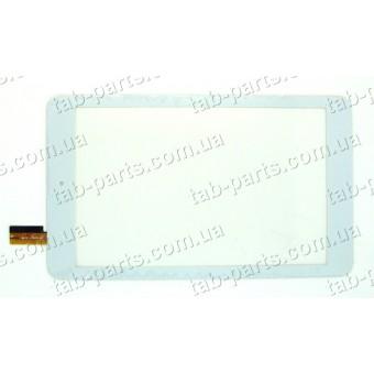 "DXP2J1-0556-080B сенсор (тачскрин) №93 210x124mm 45pin 8"""