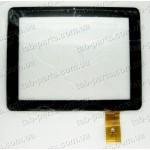 "TPC-0703 VER2.0 сенсор (тачскрин) №81 238x185mm 50pin 9.7"""