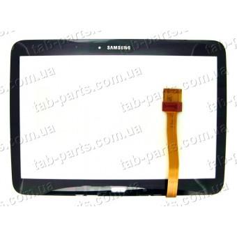 Samsung P5210, P5200 черный емкостной тачскрин (сенсор)