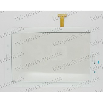 Samsung N5100, N5110 белый емкостной тачскрин (сенсор)