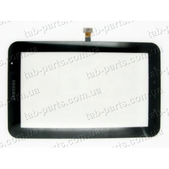 Samsung P1000 черный емкостной тачскрин (сенсор)