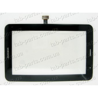 Samsung P3100 черный емкостной тачскрин (сенсор)