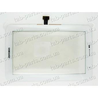 Samsung P3100 белый емкостной тачскрин (сенсор)