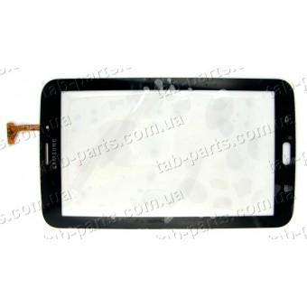 Samsung P3210, P3200 3G черный емкостной тачскрин (сенсор)