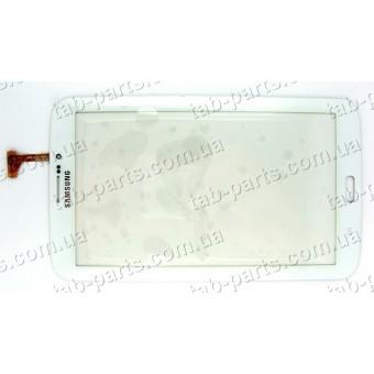 Samsung P3210, P3200 3G белый емкостной тачскрин (сенсор)