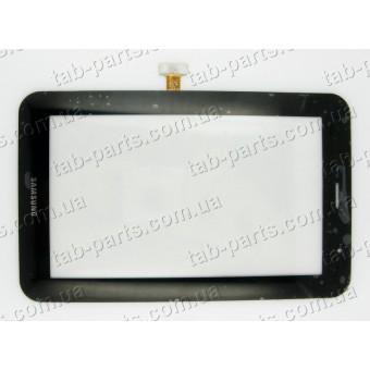 Samsung P6200 черный емкостной тачскрин (сенсор)