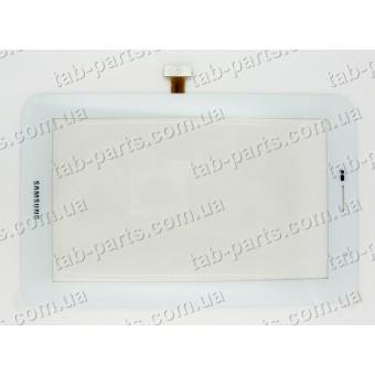 Samsung P6200 белый емкостной тачскрин (сенсор)