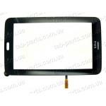 Samsung T110, T111 3G версия черный емкостной тачскрин (сенсор)