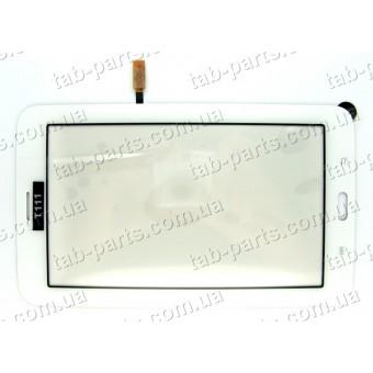 Samsung T110, T111 3G версия белый емкостной тачскрин (сенсор)