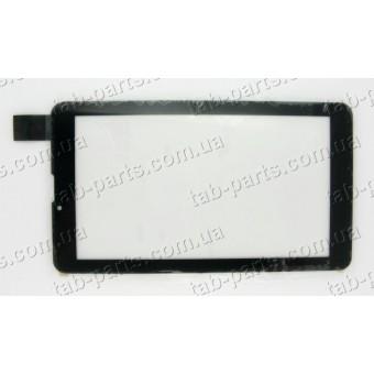Texet 7049 3G черный емкостной тачскрин (сенсор)
